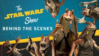 How is The Star Wars Show Made?