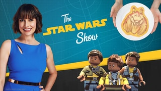 Porg Poetry, Preacher's Julie Ann Emery Talks Leia & Star Wars Books, & More!