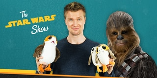 Joonas Suotamo a.k.a. Chewbacca Talks Solo: A Star Wars Story, Plus YOUR BB-8 Impressions!