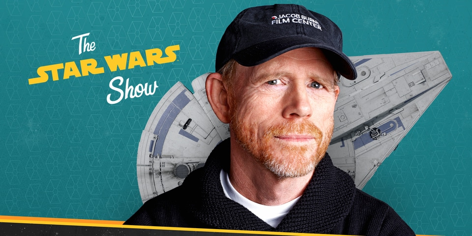 963616cadc4 Solo Director Ron Howard Stops By to Give Star Wars the Arrested  Development Treatment