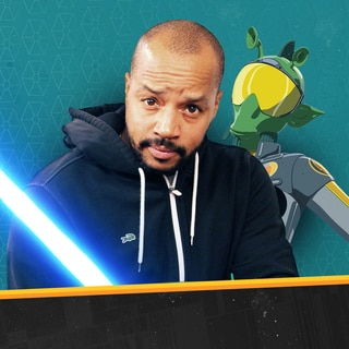 You Can't Handle the Hype of Resistance's Donald Faison