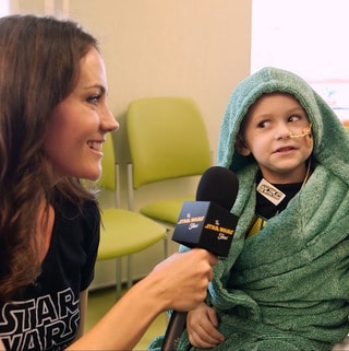 Star Wars Day at UCSF Benioff Children's Hospital