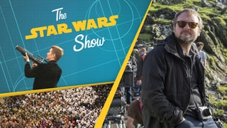 We Talk to The Last Jedi Director Rian Johnson, Plus the Best of Celebration and the Star Wars Show T-SHIRT LAUNCHER!