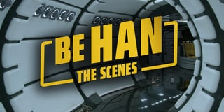 Lando's Falcon - BeHan the Scenes