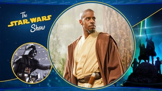 Ahmed Best and Mary Holland Talk Jedi Temple Challenge, And We Celebrate The Empire Strikes Back!