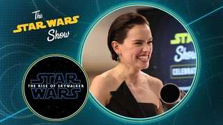 The Cast of Star Wars: The Rise of Skywalker Talks!