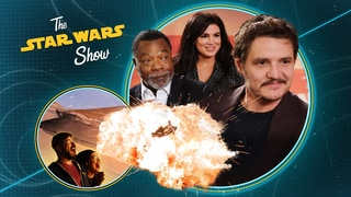 We Talk to The Mandalorian Cast, Plus We Blow Up Jabba's Sail Barge