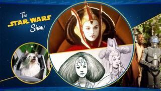 Trisha Biggar and E.K. Johnston Talk Padmé Fashion and We Go Behind The Scenes of Star Wars: Jedi Temple Challenge!