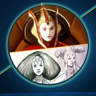 Trisha Biggar and E.K. Johnston Talk Padmé Fashion and We Go Behind The Scenes of Star Wars: Jedi Temple Challenge!