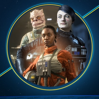 Star Wars: Squadrons Heads Home, A Trip to Black Spire Outpost, and More!