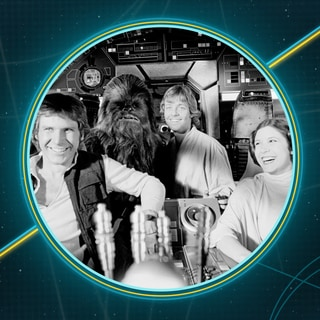 Author Paul Duncan Talks Star Wars Archives, Plus Celebration Exclusives First Look!