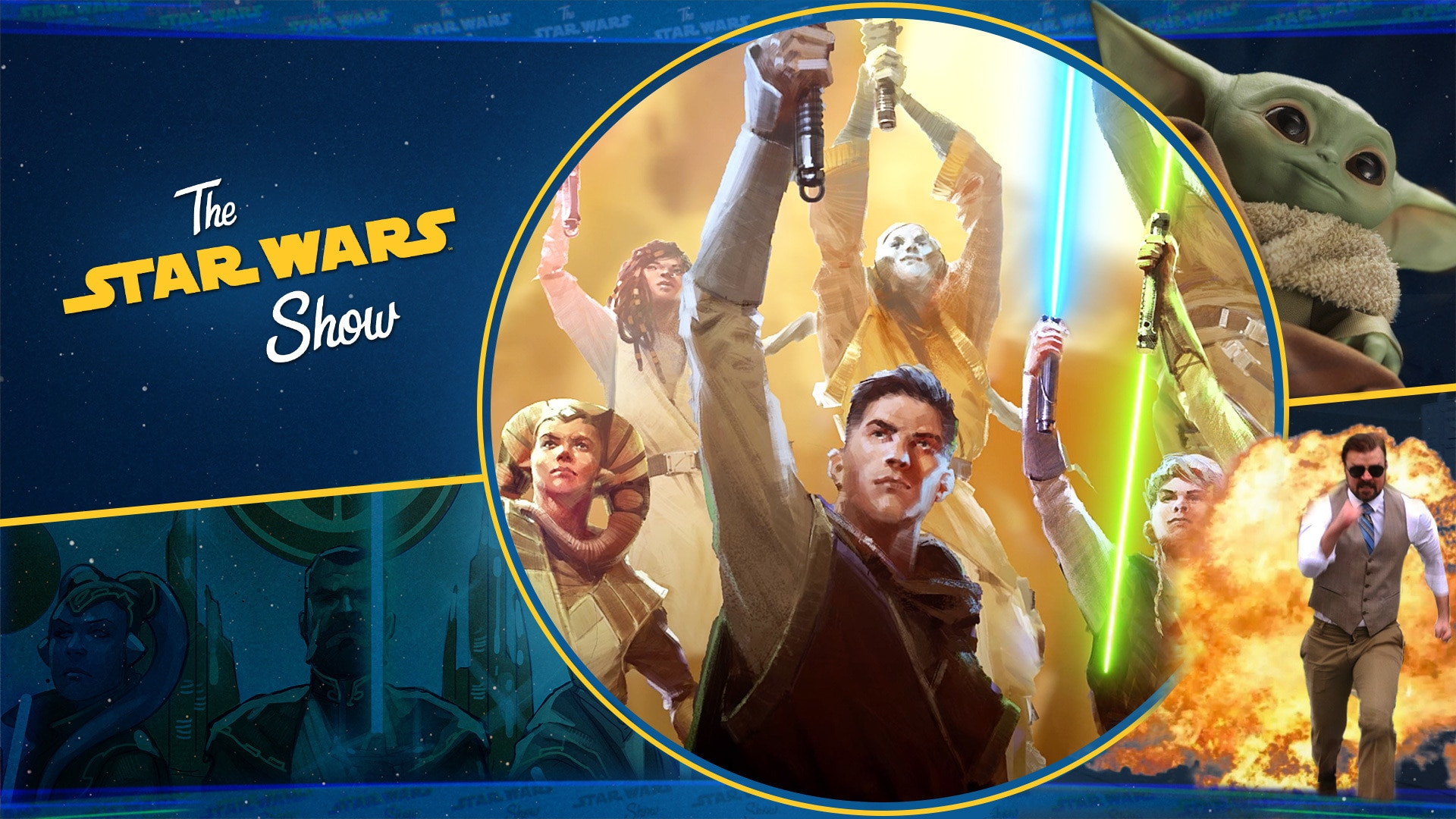 Star Wars: The High Republic Revealed, Plus The Child Takes Over New York Toy Fair