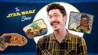 The Skywalker Saga in Pancakes | The Star Wars Show