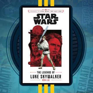 The Legends of Luke Skywalker | The Star Wars Show Book Club