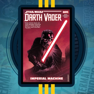 Darth Vader: Imperial Machine | The Star Wars Show Book Club