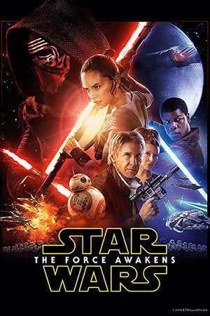 Star Wars: The Force Awakens - Bring It Home