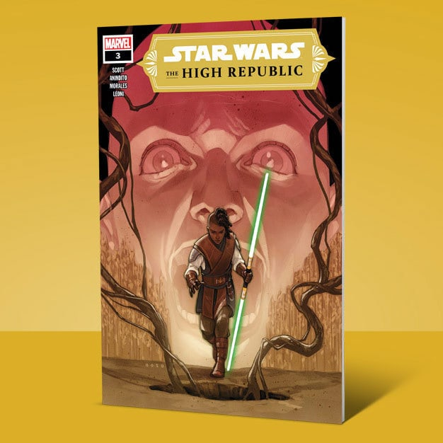 The High Republic #3 cover