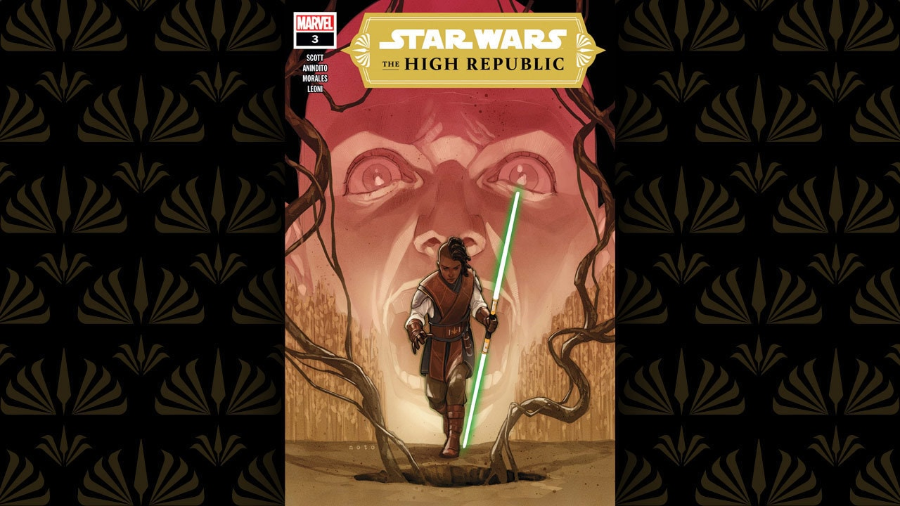 The High Republic #3 (Marvel) | Now Available!