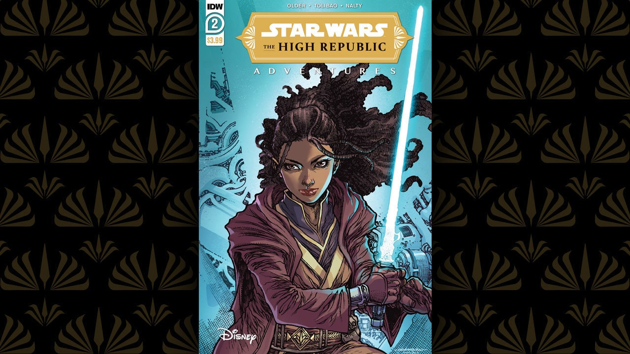 The High Republic Adventures #2 (IDW) | Now Available!
