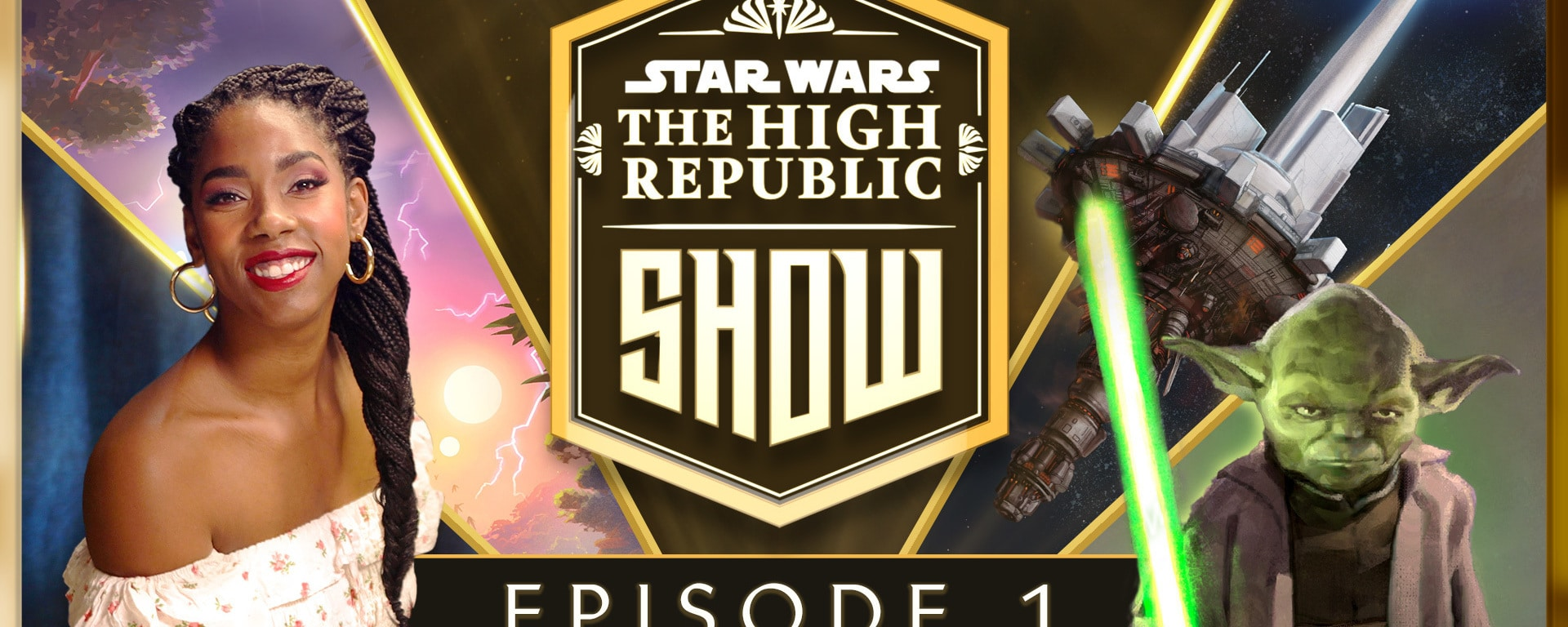 A Deep Dive Into Star Wars: The High Republic, Bringing A Younger Yoda to Life (in VR), and More!