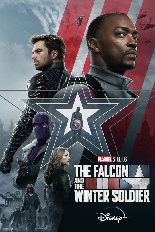 Falcon   now streaming