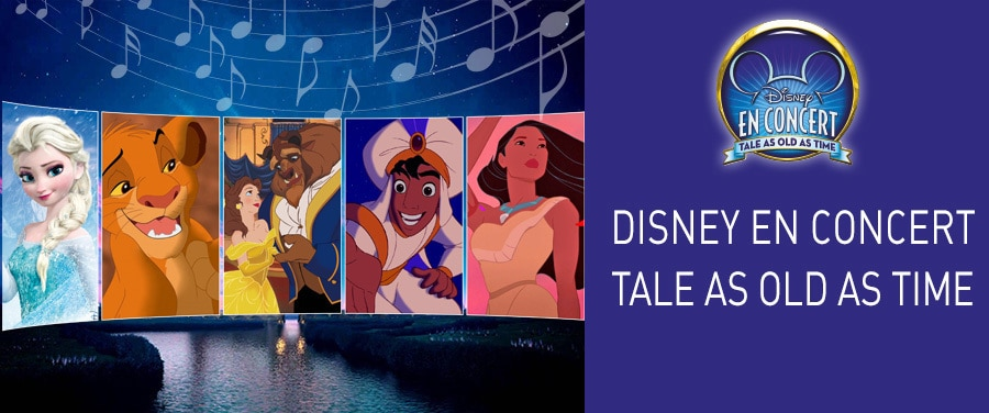 Disney en Concert - Tale as Old as Time (wide promo hp)