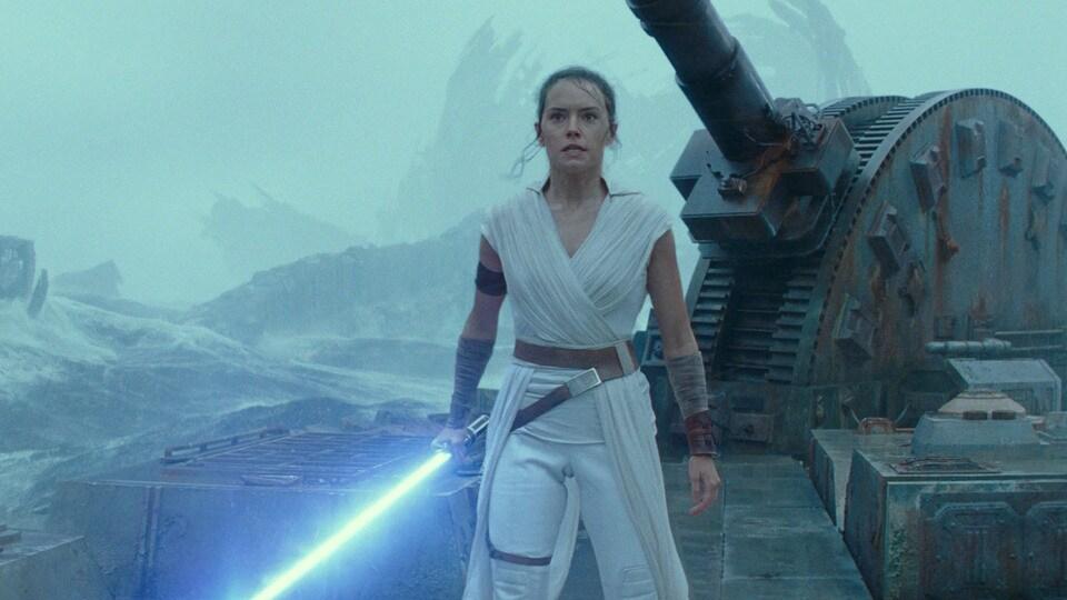 Star wars trailer episode 9