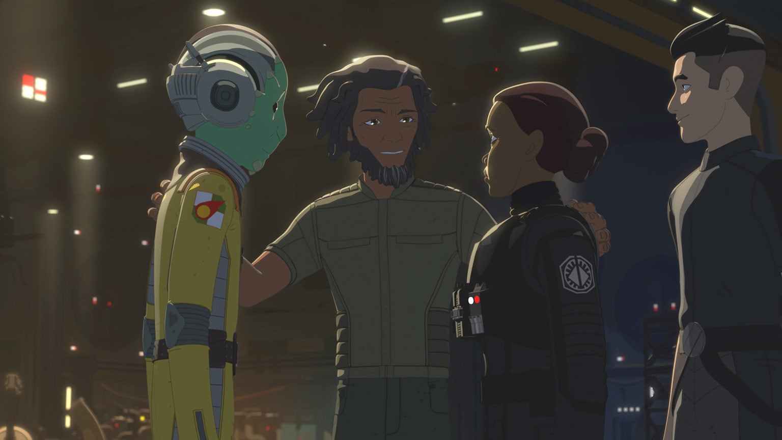 "Bucket's List Extra: 5 Fun Facts from ""The Escape – Part 2"" – Star Wars Resistance"