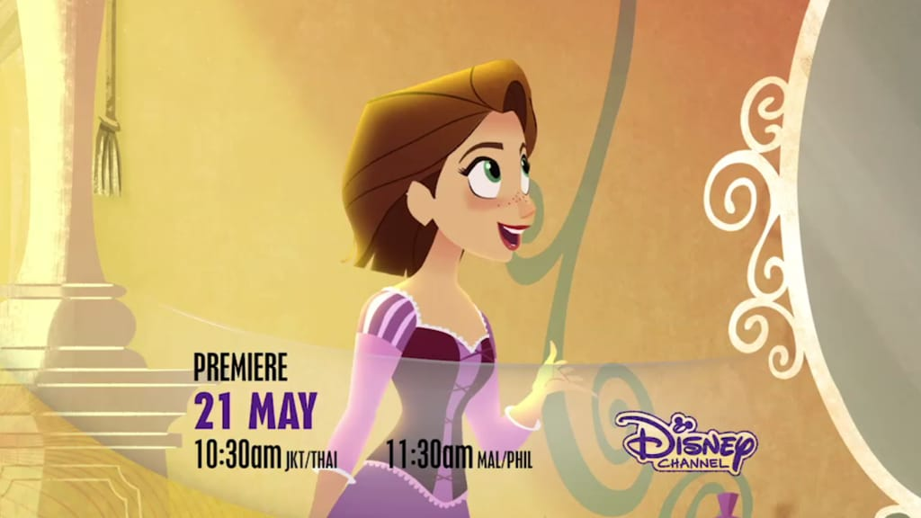 Tangled: Before Ever After | Life After Happily Ever After – Disney Channel Asia