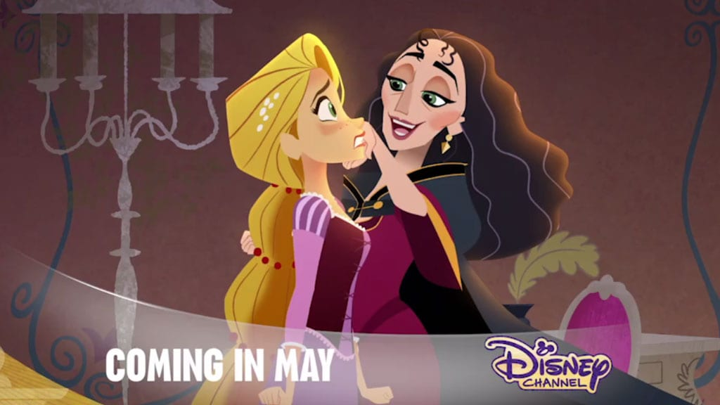 Tangled: The Series | The Return of The Evil Witch – Disney Channel Asia