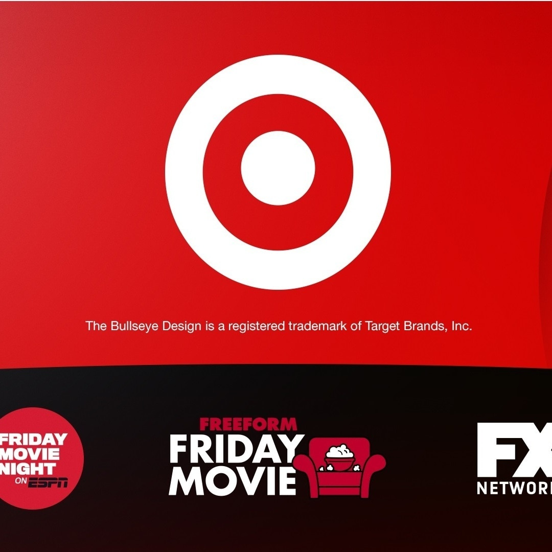 ESPN, Freeform and FX Bring FRIDAY NIGHT MOVIE with Limited Commercial Interruptions, Presented by Target
