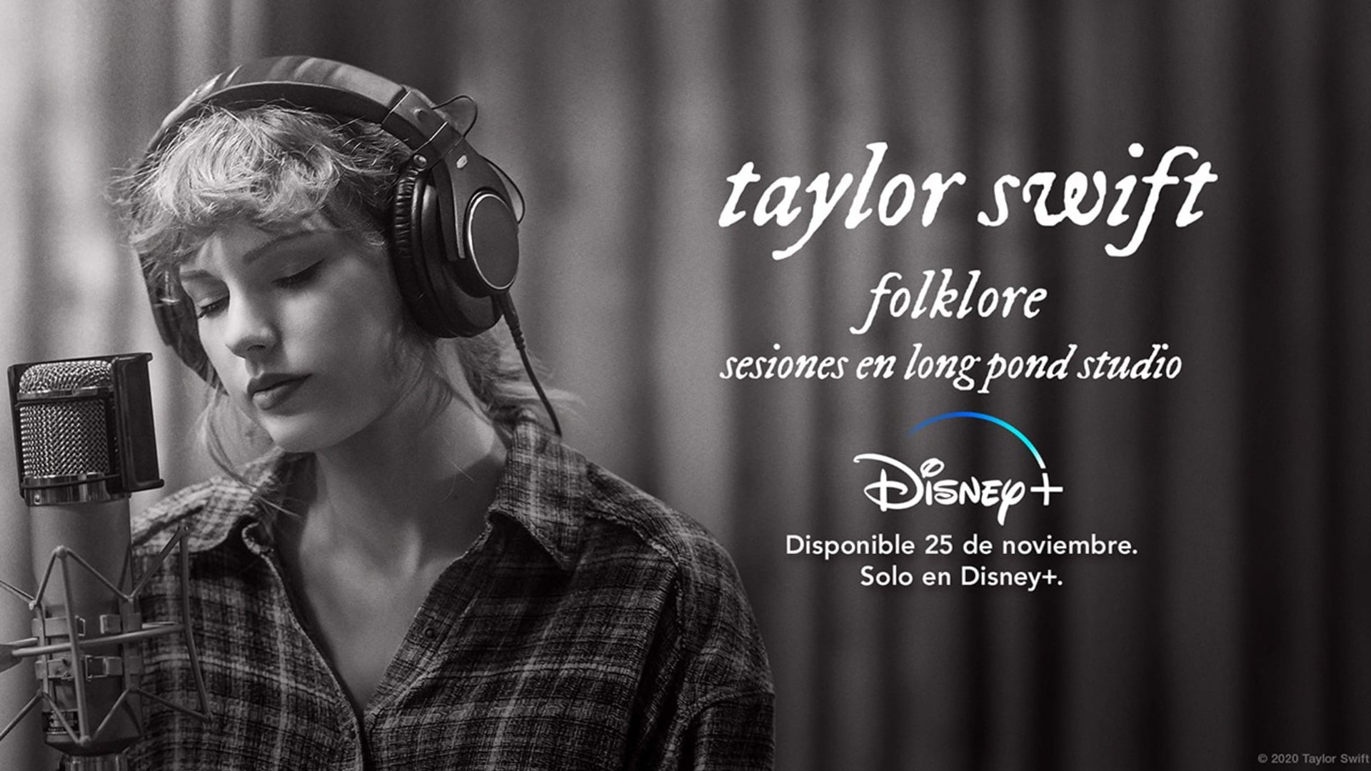 Taylor Swift en Disney+