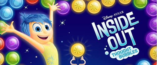 แอพ Inside Out - Thought Bubbles