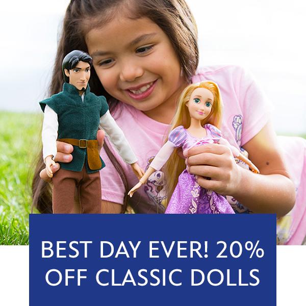 TDS Classic Dolls Offer