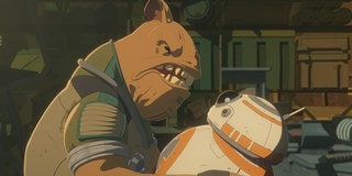 "Bucket's List Extra: 6 Fun Facts from ""Dangerous Business"" – Star Wars Resistance"