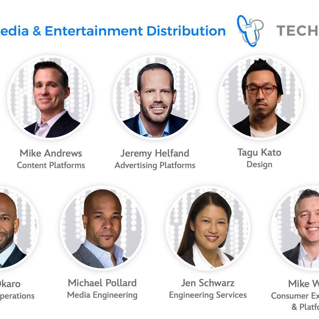 Disney Media & Entertainment Distribution Technology Adds To Leadership Team and Realigns For The Future