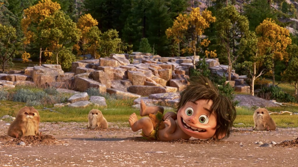 Take a Sneak Peek into Disney•Pixar's The Good Dinosaur