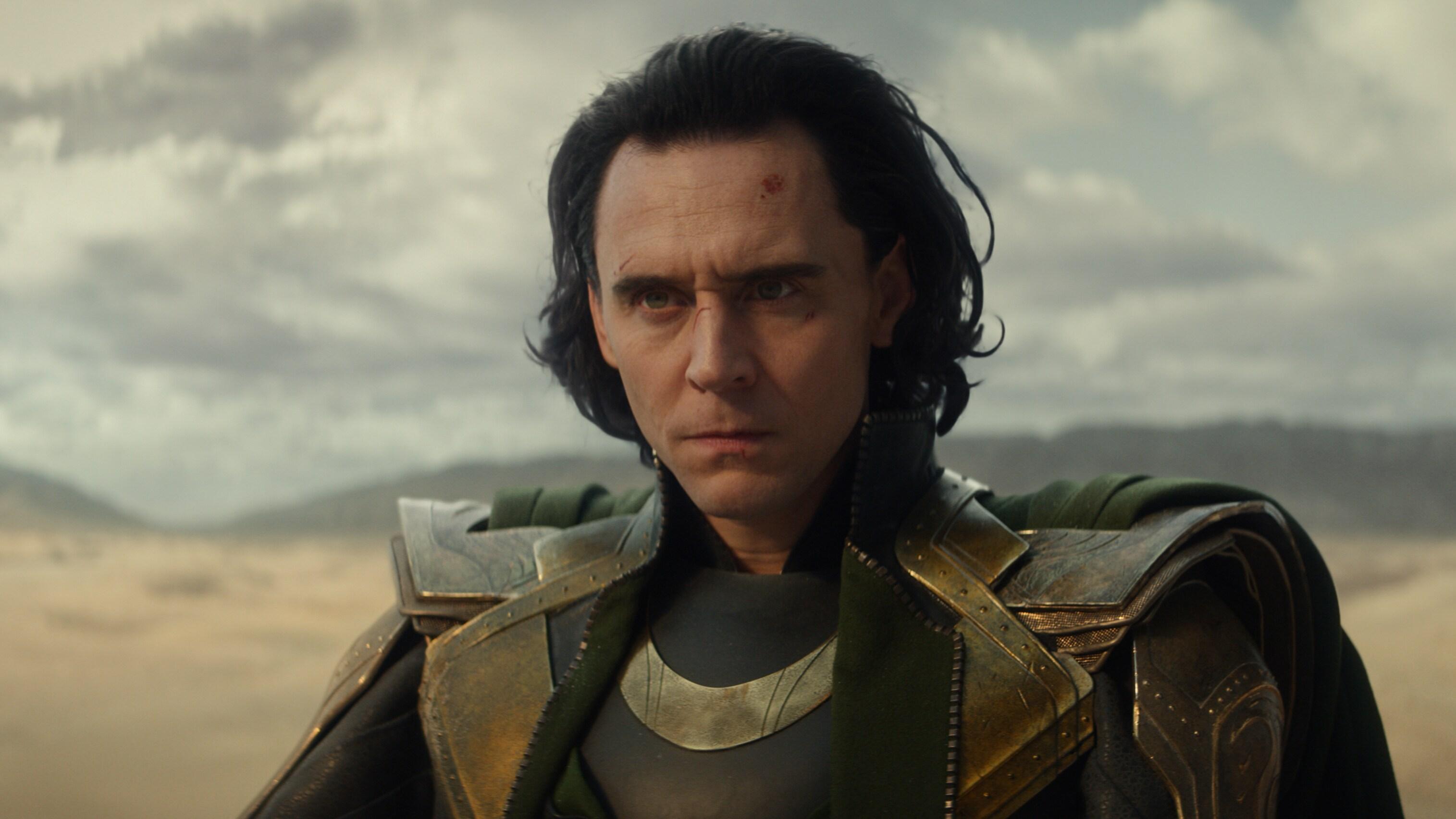 Tom Hiddleston as Loki in Marvel Studios' LOKI exclusively on Disney+. Photo courtesy of Marvel Studios. ©Marvel Studios 2021. All Rights Reserved.