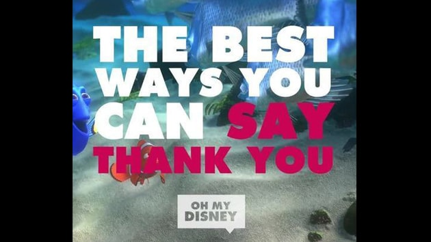 The Best Ways You Can Say Thank You
