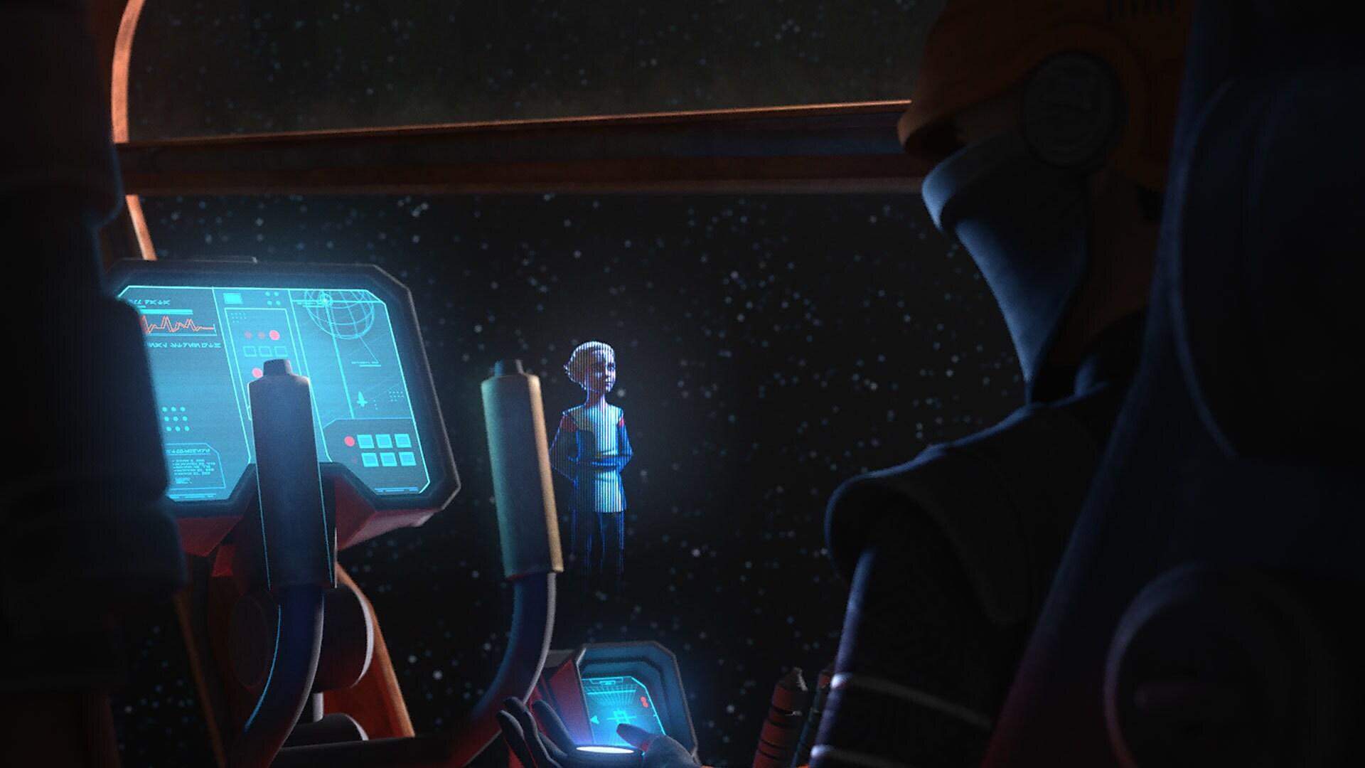 The Bounty Hunter - Star Wars: The Bad Batch