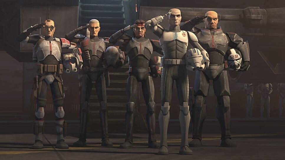 Clone Force 99 / The Bad Batch