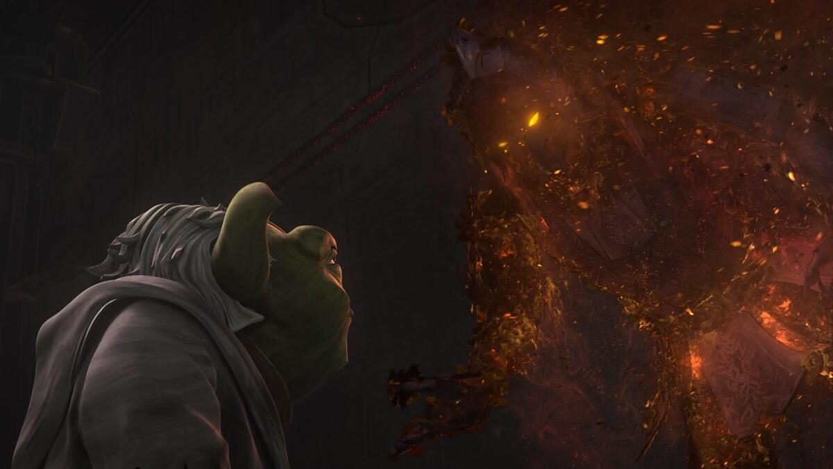 Yoda and Darth Bane