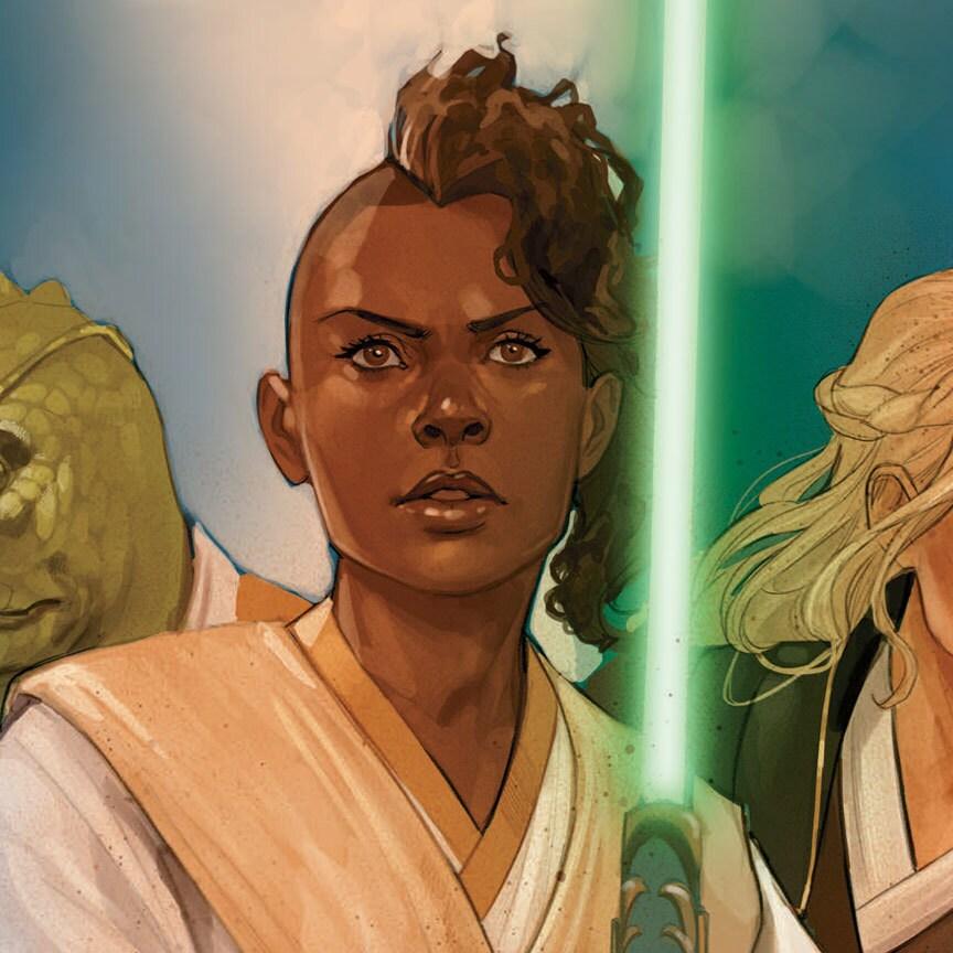 Star Wars: The High Republic art