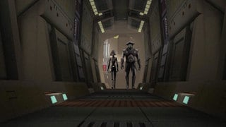 "Star Wars Rebels: ""The Inquisitors Strike"""