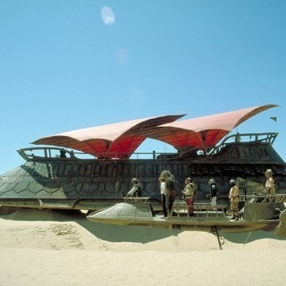 The Khetanna (Jabba's Sail Barge)