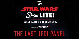 Star Wars: The Last Jedi Panel - Star Wars Celebration Orlando 2017