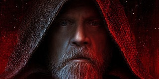 The Last Jedi Theatrical Site