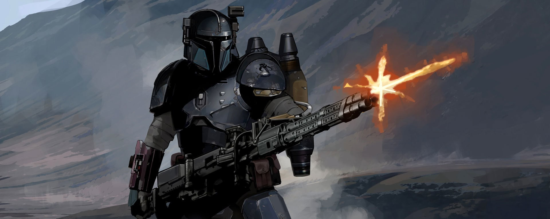 The Mandalorian: Chapter 3 Concept Art Gallery