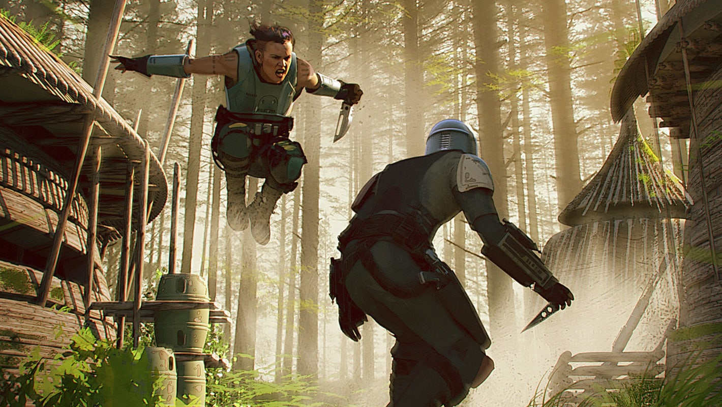 The Mandalorian: Chapter 4 Concept Art Gallery