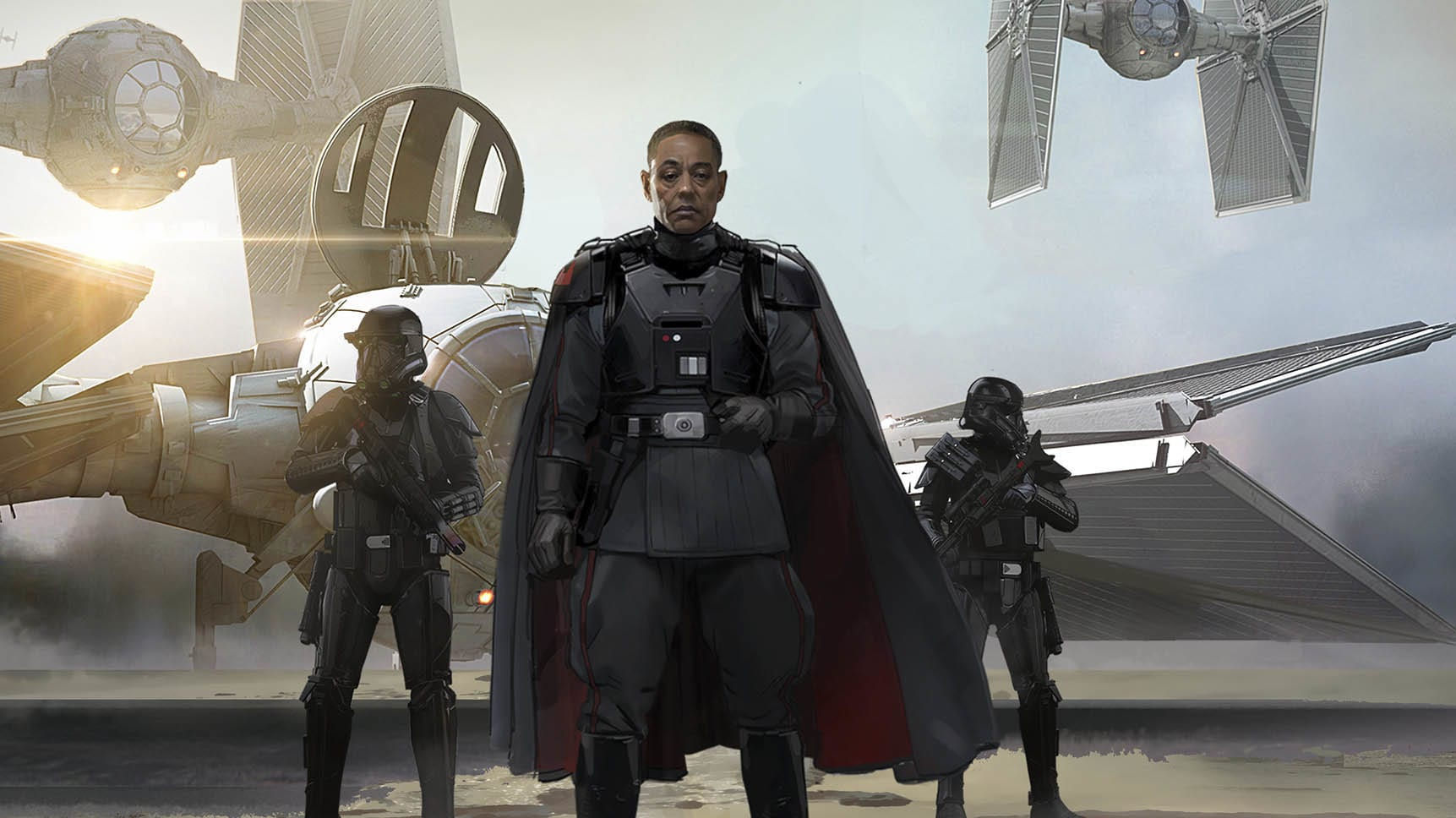 The Mandalorian: Chapter 7 Concept Art Gallery
